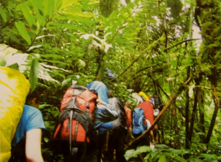 Izzy epedition to Borneo - Sam Thorpe Trust Fund for young people around Penrith, Cumbria